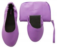 Tipsyfeet Purple Foldable Shoe